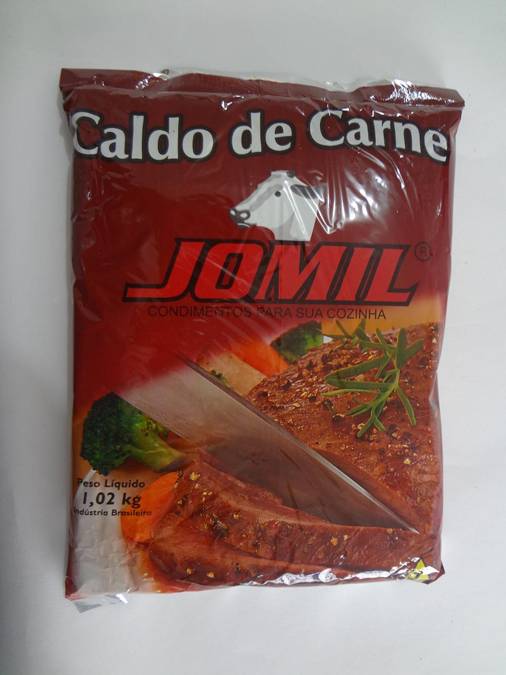 Caldo de carne 1,02Kg Jomil