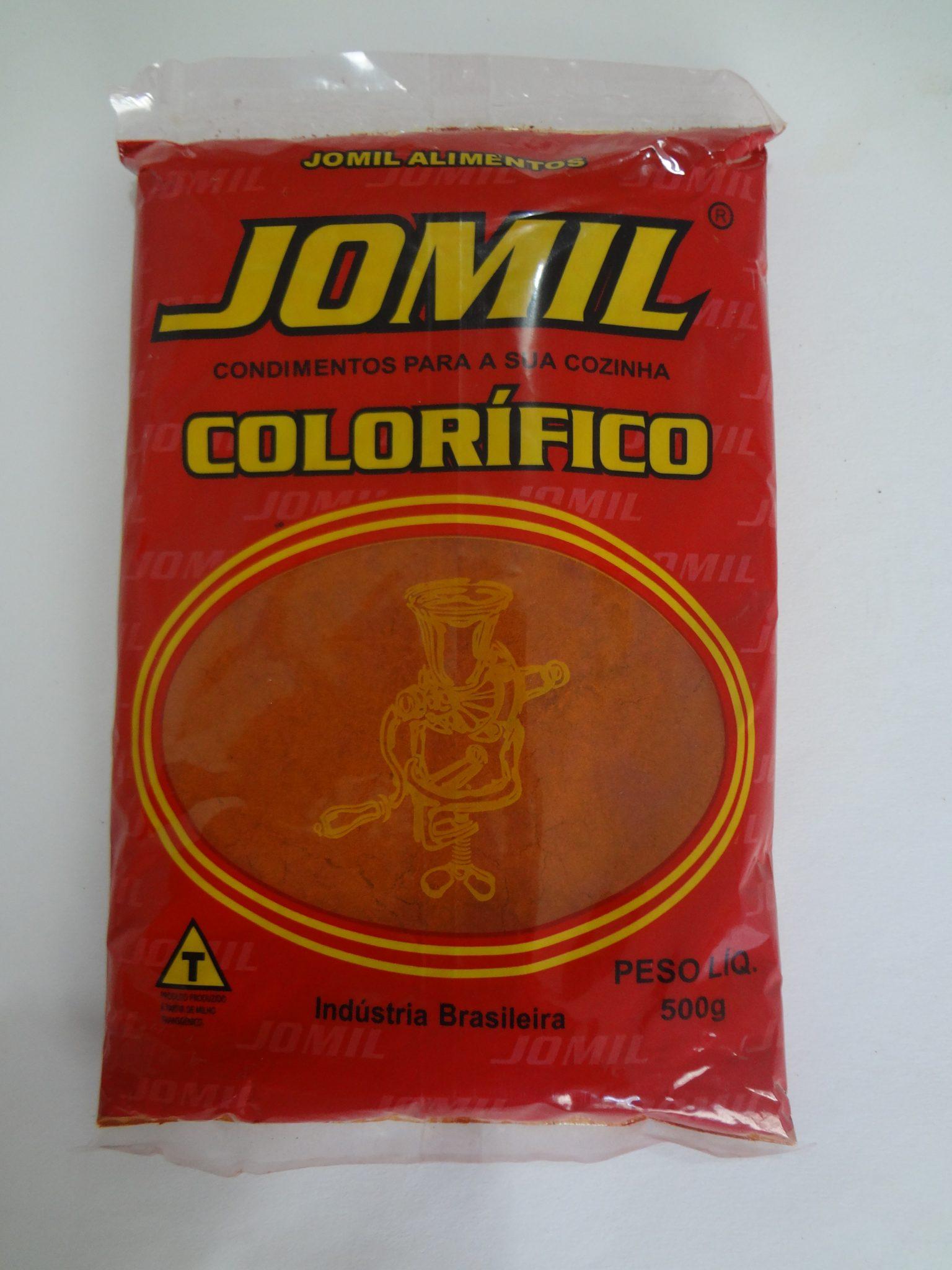 Colorífico 500g Jomil