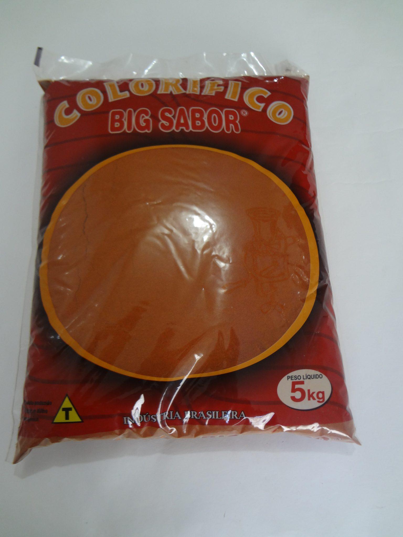Colorífico Big Sabor Jomil